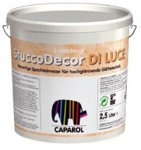 Caparol Stucco Decor Di Luce шпатлевка для венецианки 2,5 л